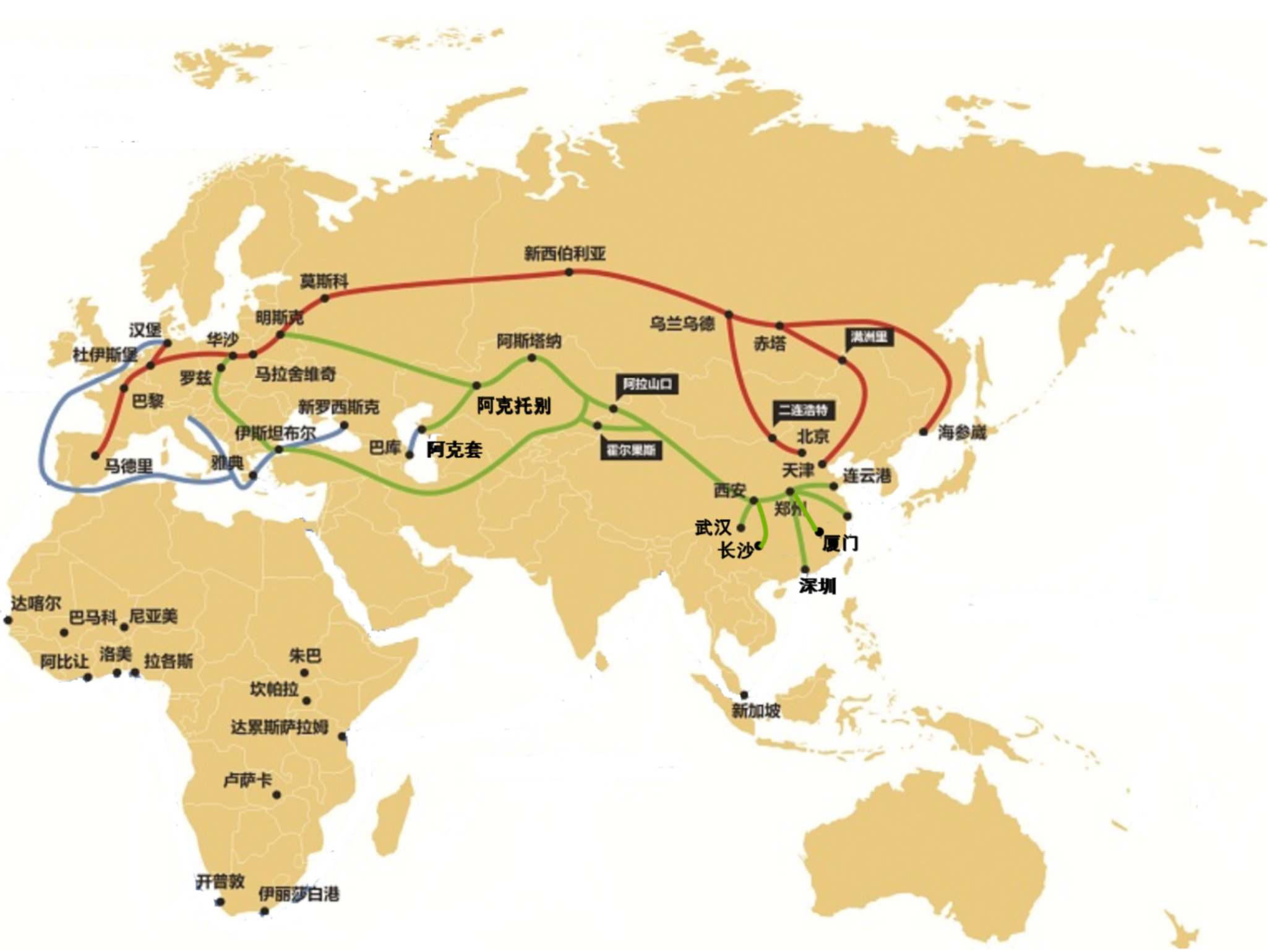 Ningbo Eurasia Railway Supply Chain Management Co Ltd